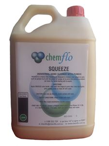 Picture of Squeeze Industrial Hand Cleaner with Pumice