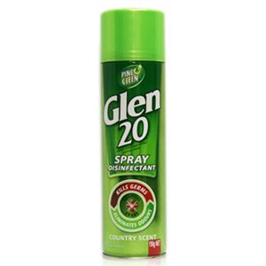 Picture of Glen20 Spray Disinfectant Country Scent 300g